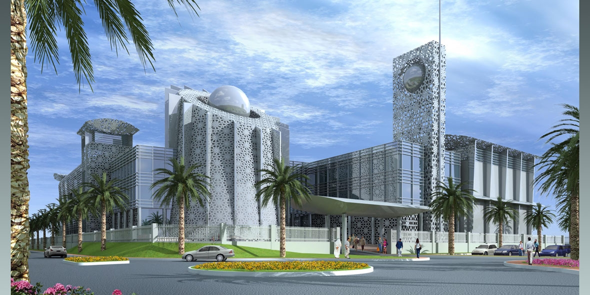 Private school in barsha architectural firms in dubai for Architecture firms in dubai