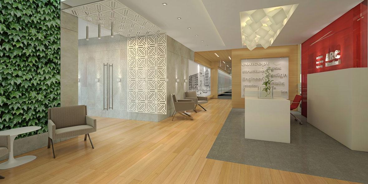 ARC International Office, Business Bay, Dubai