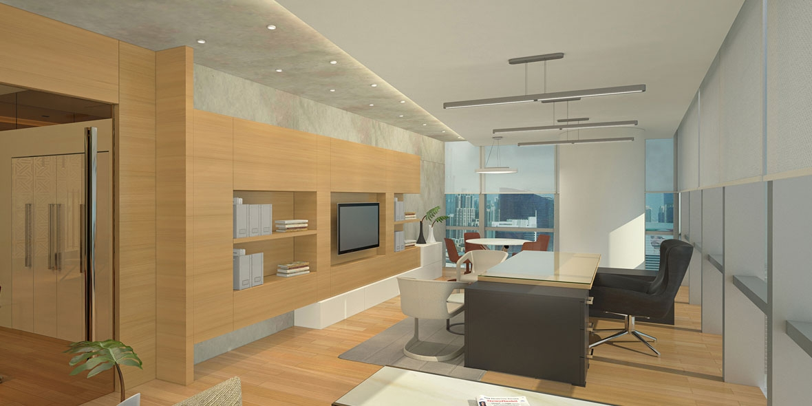 ARC International Office Business Bay Dubai