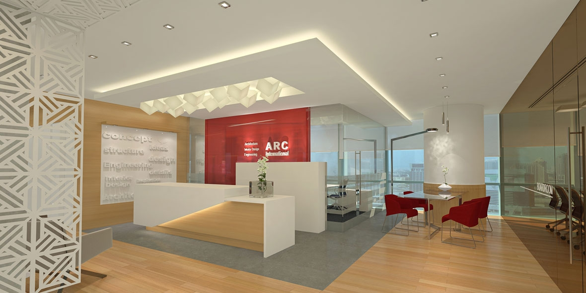 Arc International Office Interior Design Consultants Dubai