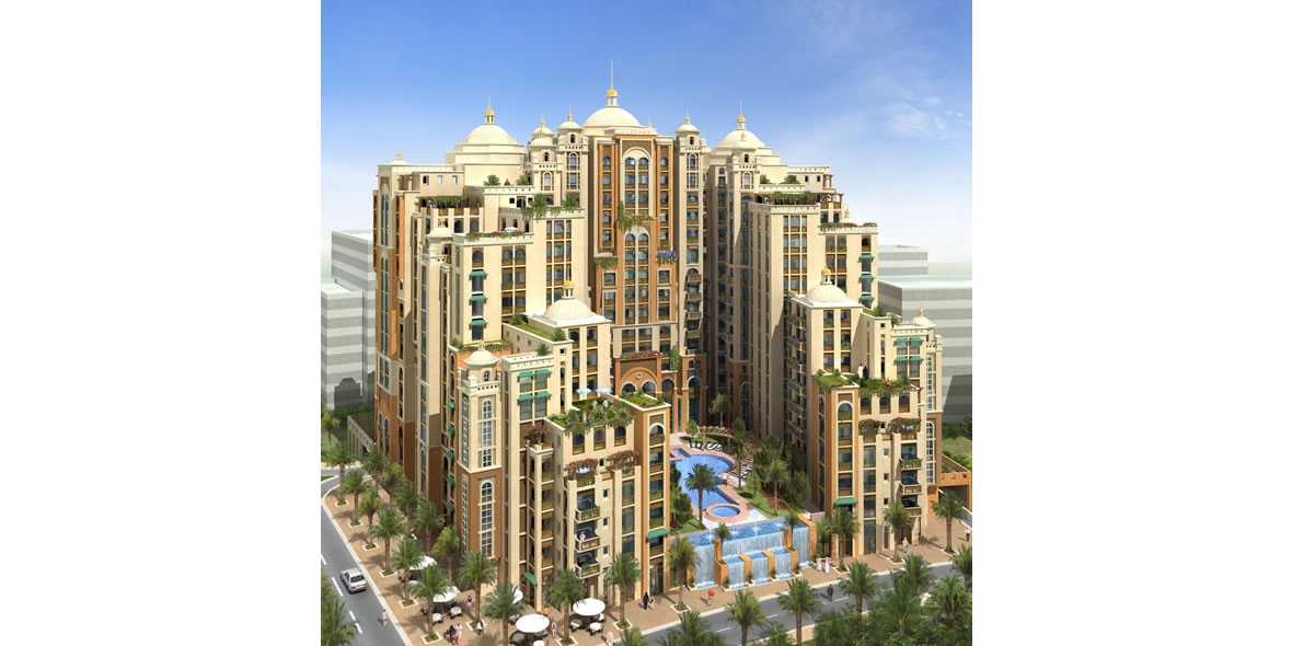 Arabian Heights , Dubai, UAE