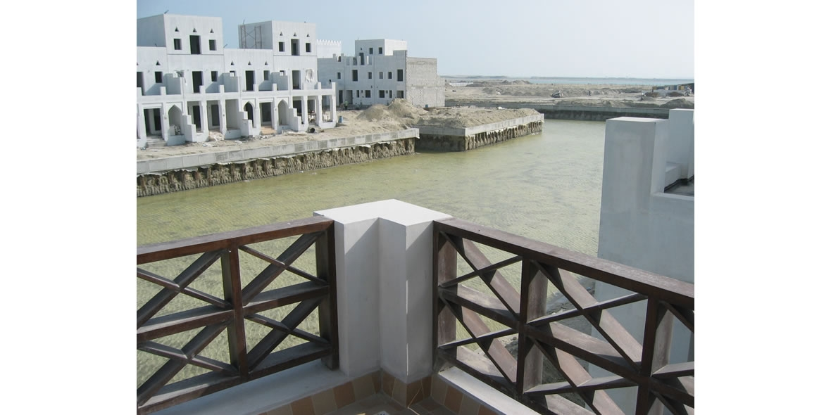 Al Marsa Floating City , Amwaj Islands, Bahrain