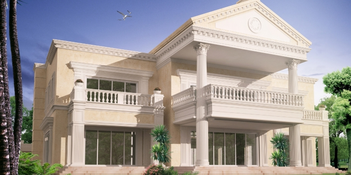 Villa At Emirates Hills Interior Design Consultants Dubai