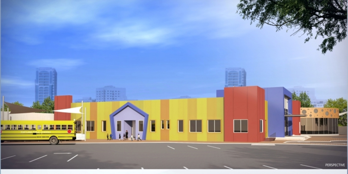 Kindergarten School For Dubai Municipality