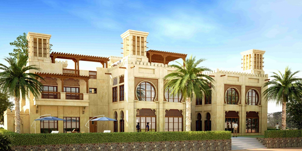 Signature Villa at Palm Jumeirah , Palm Jumeirah, Dubai