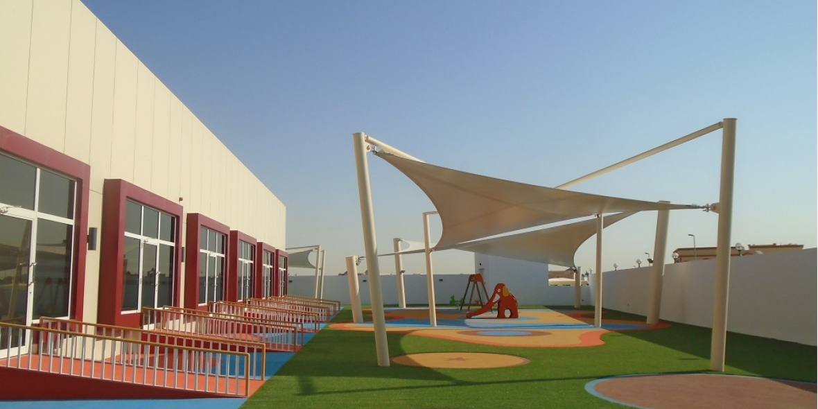 Kindergarten  School for Dubai Municipality, Dubai