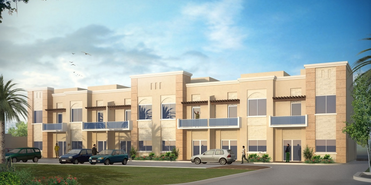 Townhouses 1 at Mirdif , Dubai