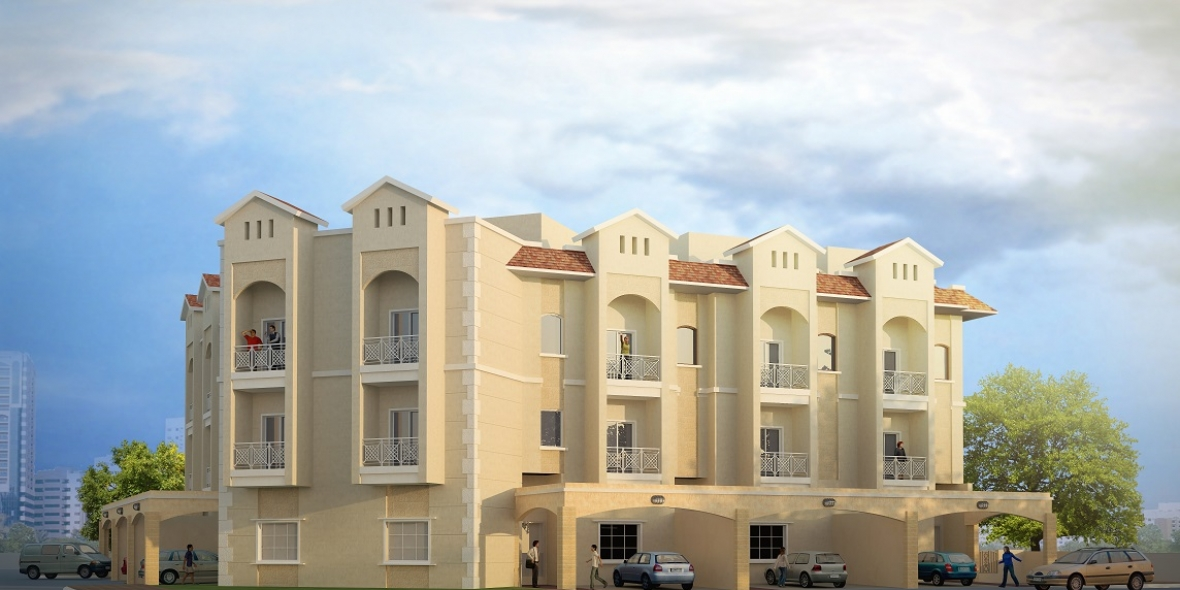 Townhouses 2 at Mirdif , Dubai