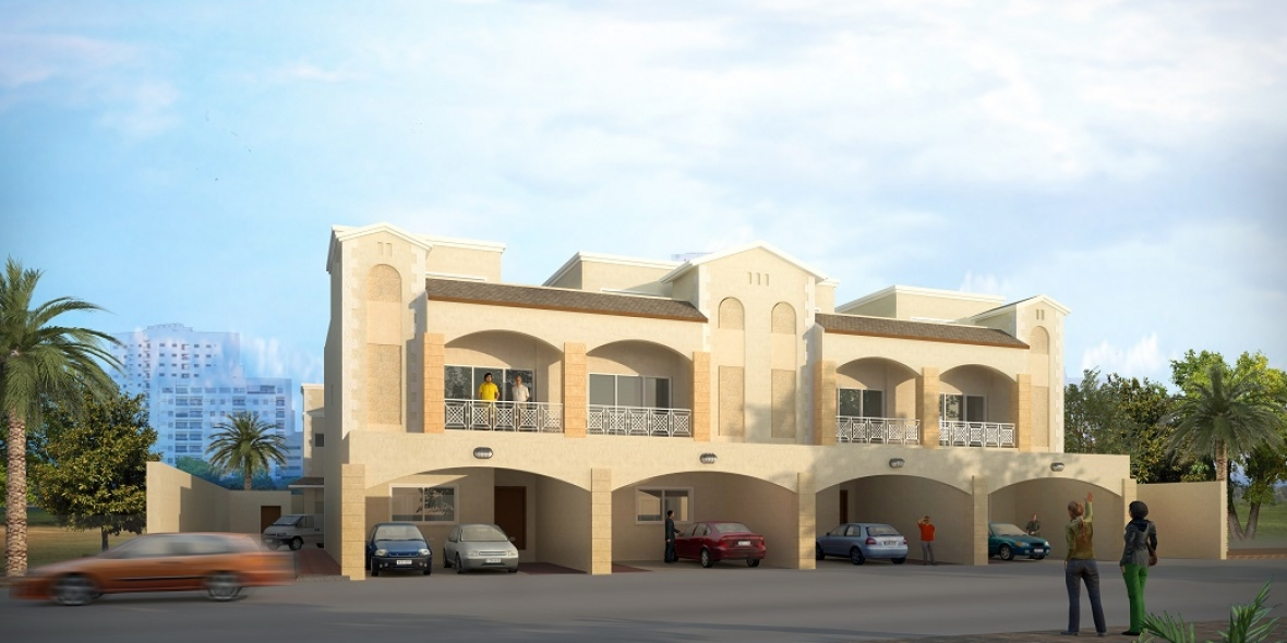 Townhouses 3 at Mirdif  , Dubai
