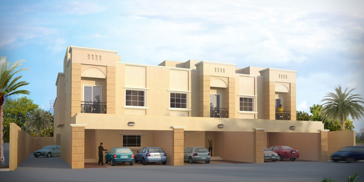 Townhouses 4 at Mirdif , Dubai