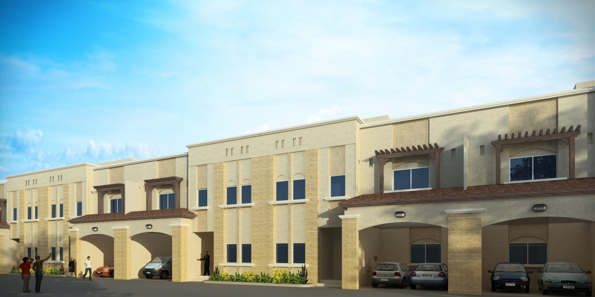 Townhouses 5 at Mirdif , Dubai