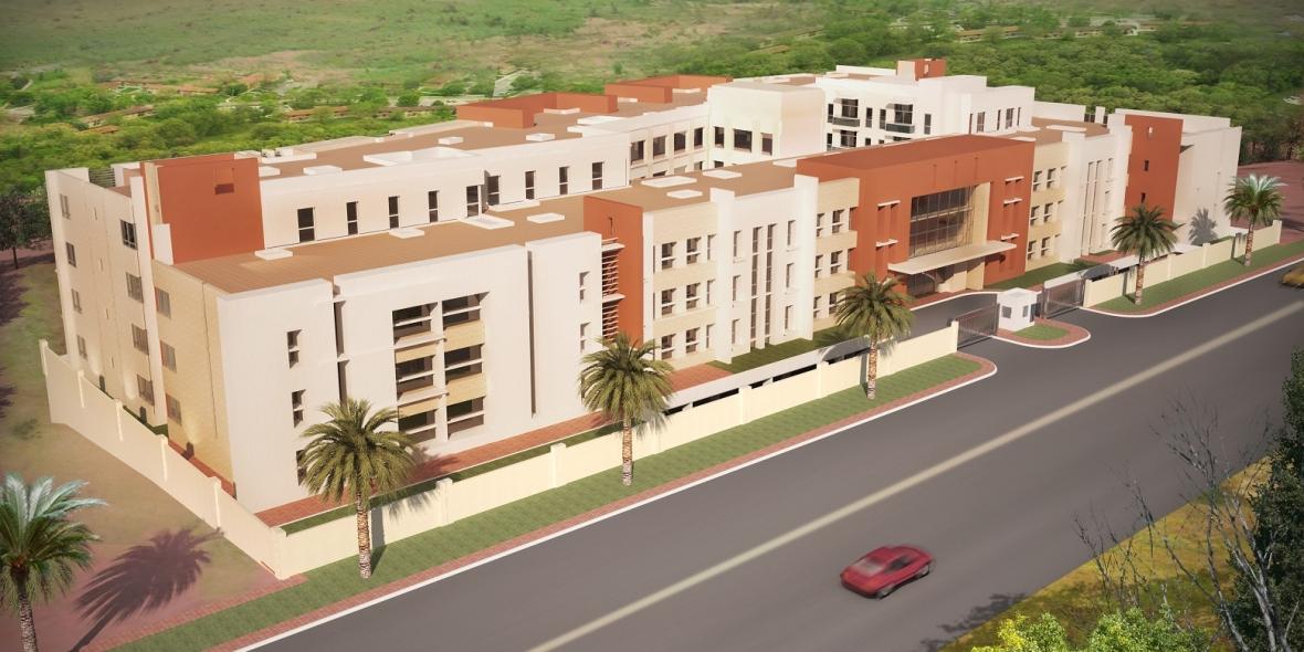 Residential Building , Saudi Arabia
