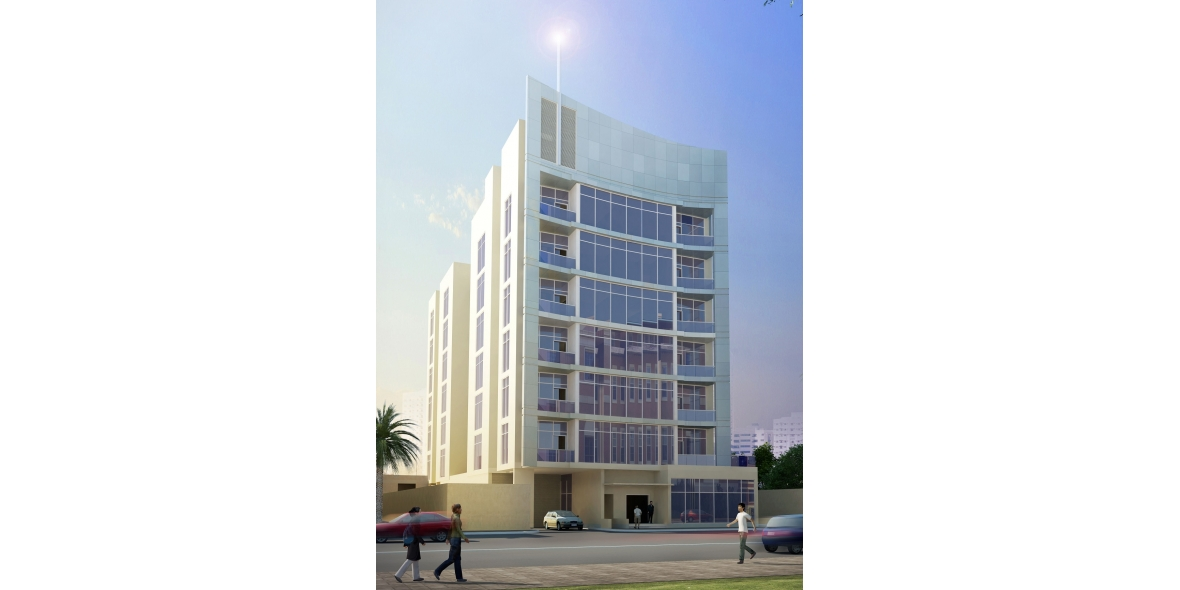 Residential Building at Al Warqa, Dubai
