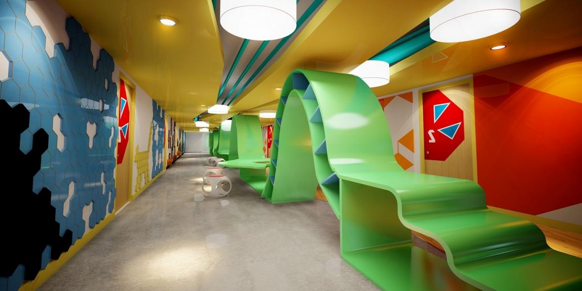 Next Generation School , Dubai