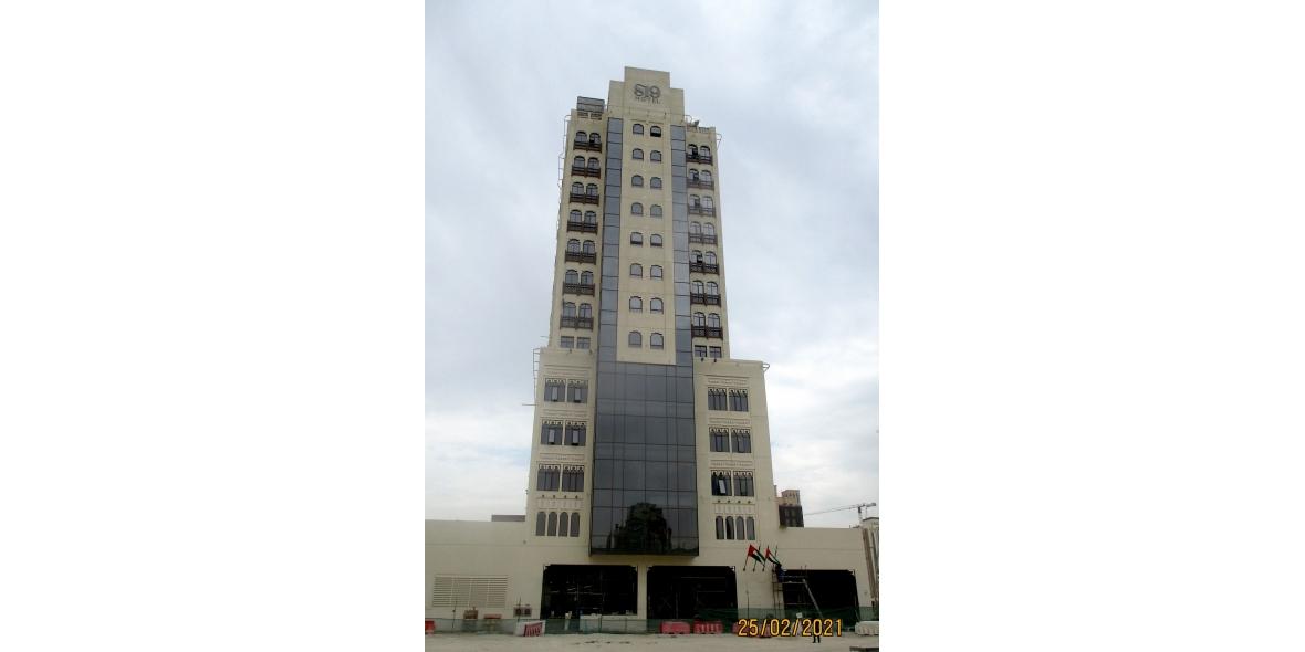 S19 Hotel, Al Jadaf, Dubai