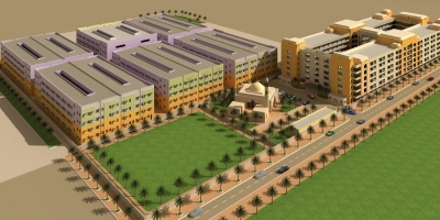 Hotel Staff Accommodation ,Jebel Ali, Industrial Area