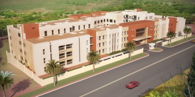 Residential Building  ,Saudi Arabia